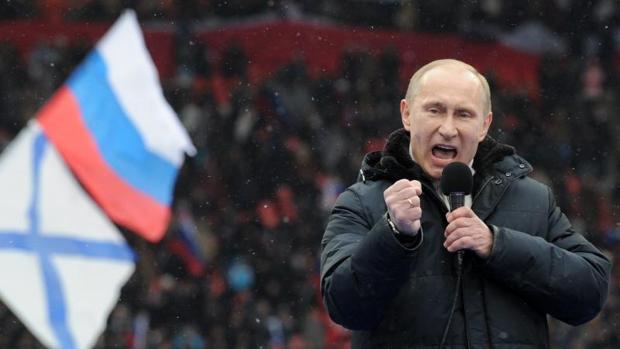 Vladimir Putin: un duro llega al Kremlin