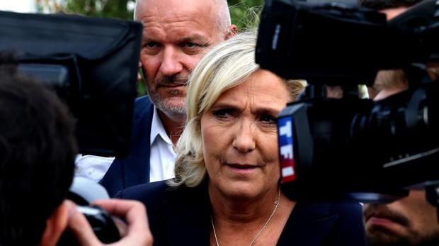 El partido de Marine Le Pen, al borde de la bancarrota