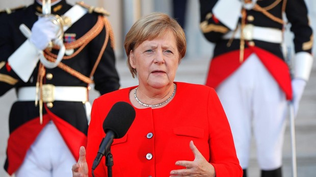 El AfD por delante de Merkel en el este de Alemania