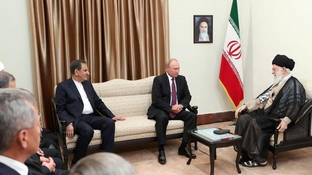Putin y Rohani lanzan la ofensiva pese a la oposición turca