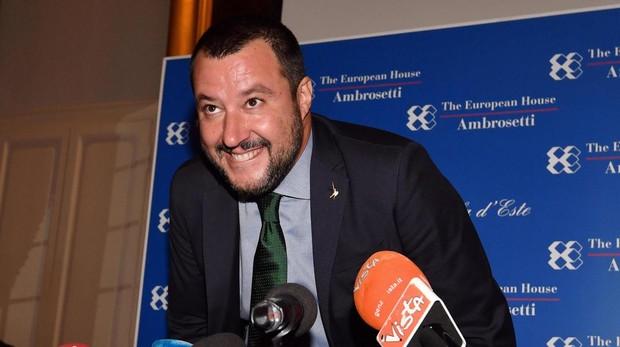 La Liga de Salvini, primer partido italiano