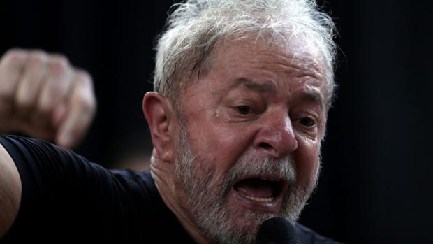 El tapón de Lula: 6 veces candidato, 40 años como líder