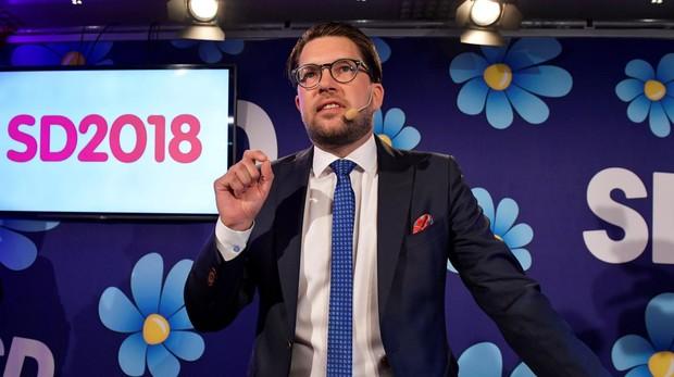Demócratas de Suecia: restringir la inmigración, consulta sobre la UE y no «discriminar» a los hombres
