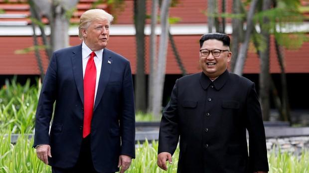 Kim remite a Trump una carta para pedirle una segunda reunión
