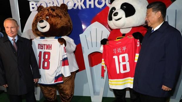 Putin y Xi Jinping refuerzan su alianza ante el «unilateralismo» de Estados Unidos