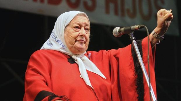 Bonafini, sangre, drama, violencia y negocios de una activista de las Madres de Plaza de Mayo