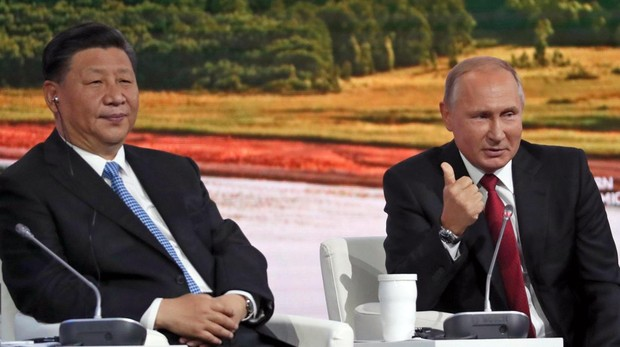 Putin propone firmar con Japón el tratado de paz pendiente desde la Segunda Guerra Mundial