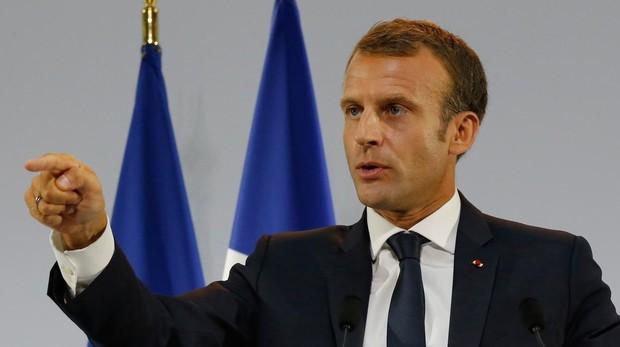 Macron anuncia un plan nacional contra la pobreza en con un presupuesto de 8.000 millones de euros