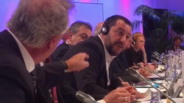 Trifulca en la reunión de titulares de Interior de la UE sobre inmigración