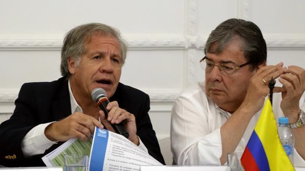 El secretario general de la OEA «no descarta» una invasión militar en Venezuela