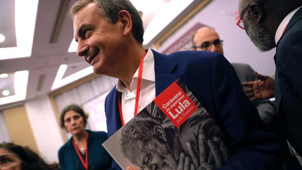 Zapatero achaca el éxodo venezolano a las sanciones de Estados Unidos
