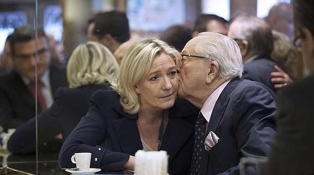 Marie Le Pen afirma que «el regreso de las naciones» es imparable «en todo el mundo»