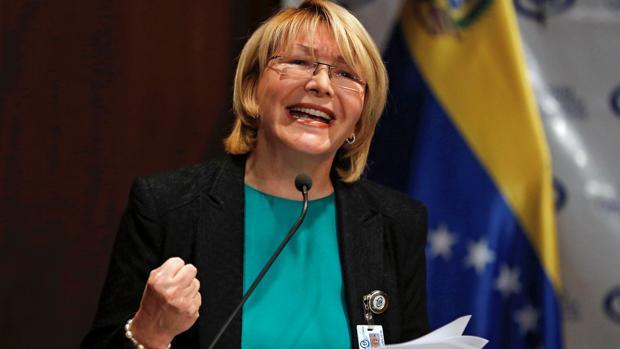 Luisa Ortega Díaz: «Maduro aplica un plan de exterminio contra la población»