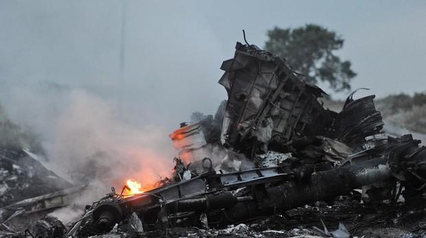 Rusia acusa a Ucrania de derribar el avión malasio en 2014