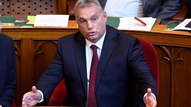 Orban demandará al Parlamento Europeo por las sanciones en contra de Hungría