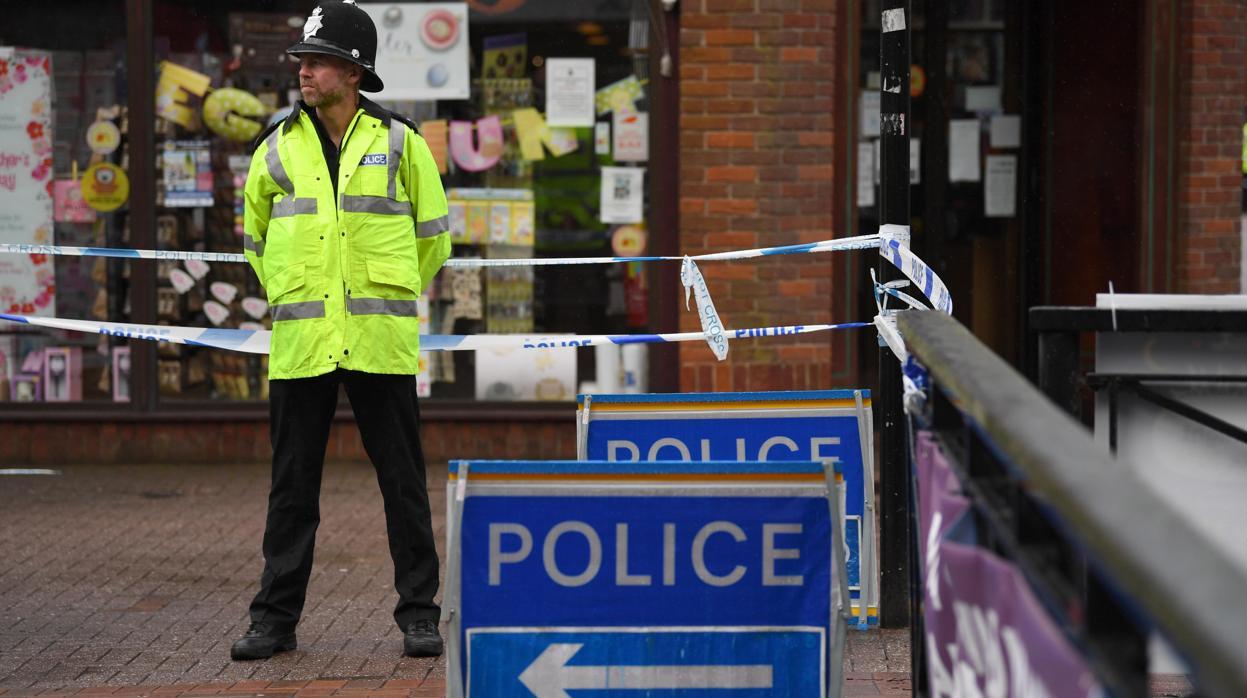 Dos personas atendidas tras comer en el restaurante de Salisbury donde fueron envenenados los Skripal