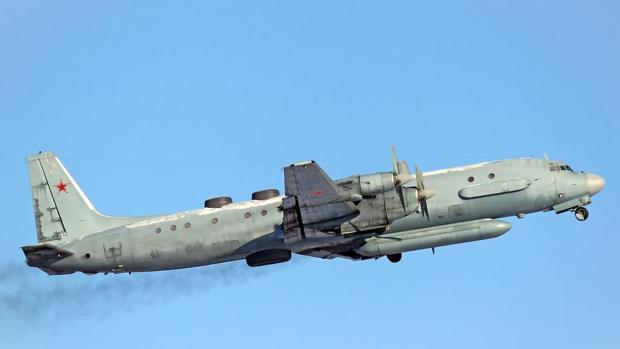 [Imagen: 1280px-Russian_Air_Force_Ilyushin_Il-20_...49@abc.jpg]