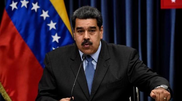 Maduro asegura que un general retirado planea un golpe en su contra
