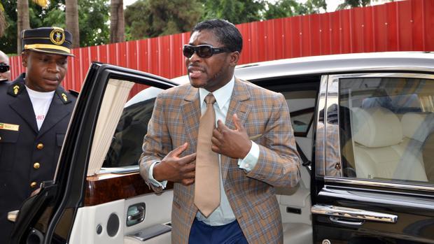 Incautan al hijo de Obiang 16 millones de dólares en dinero y joyas que pretendía introducir en Brasil