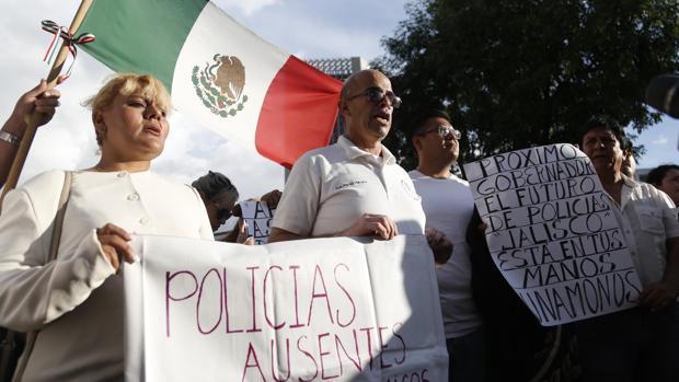 México se desangra con la peor ola de violencia de su historia