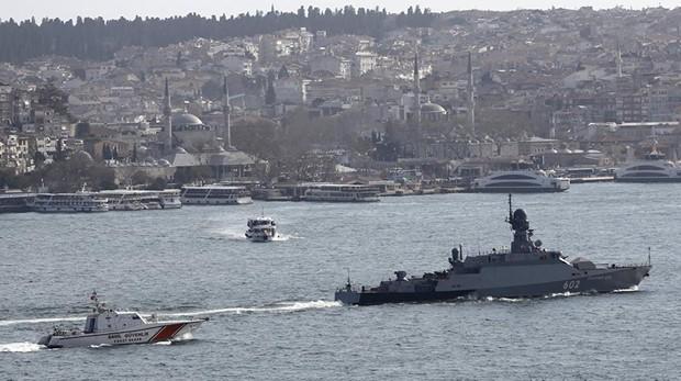 La provincia siria de Latakia alberga dos bases militares rusas
