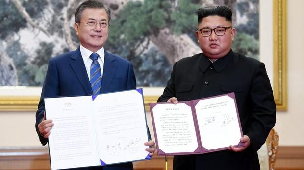 Kim Jong-un renuncia a sus misiles para dialogar con Trump