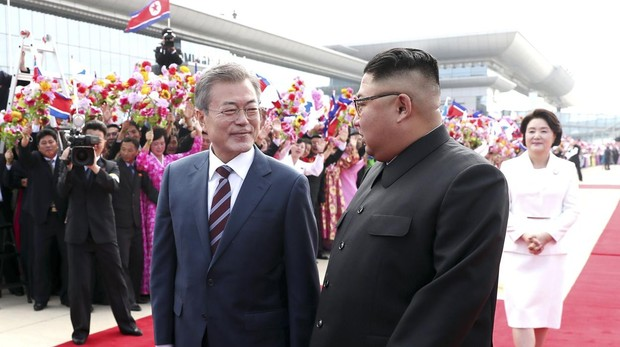 Kim Jong-un promete cerrar su base de lanzamiento de misiles
