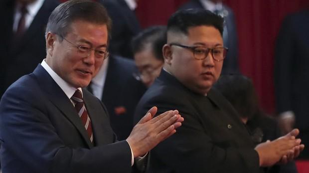 Las dos Coreas intentarán presentar una candidatura conjunta para los Juegos Olímpicos de 2032
