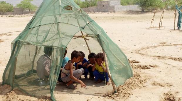 Más de cinco millones de niños sufren riesgo de hambruna en Yemen por culpa de la guerra