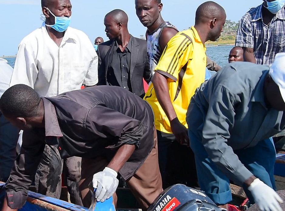 Ascienden a 136 los fallecidos del naufragio de un ferry en Tanzania