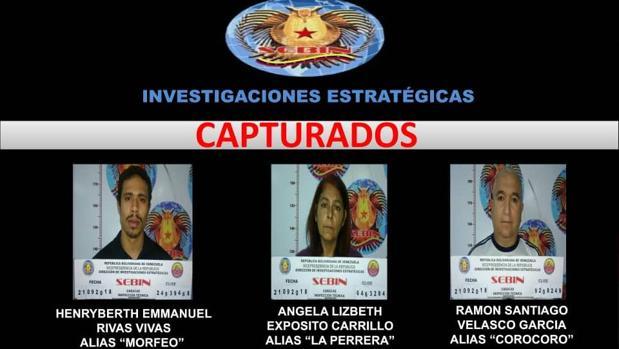 Detenida en Venezuela una mujer con nacionalidad española acusada de «conspiración»