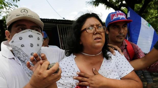 Una ONG eleva a 512 el número de muertos por la crisis en Nicaragua