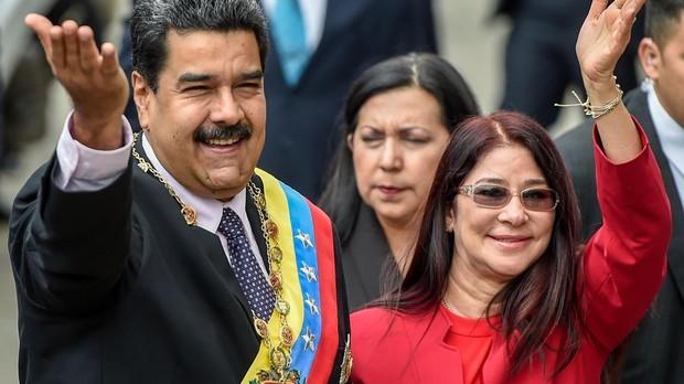 EE.UU. impone sanciones a la esposa de Nicolás Maduro y otras cinco personas del gobierno