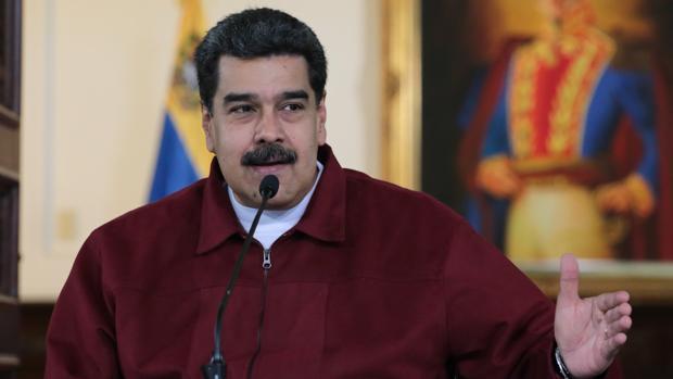 Nicolás Maduro anunció este lunes que pedirá a España la extradición de una persona, que no identificó