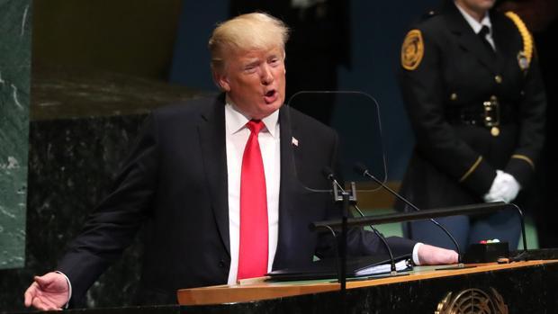 Trump: «Un golpe militar en Venezuela triunfaría muy rápido»