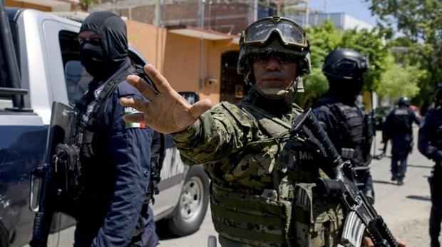 El Ejército de México asume el control de la policía de Acapulco