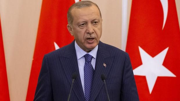 Erdogan acusa a Europa de insolidaria con los refugiados