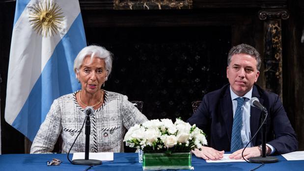 El FMI se entrega a las exigencias de Macri