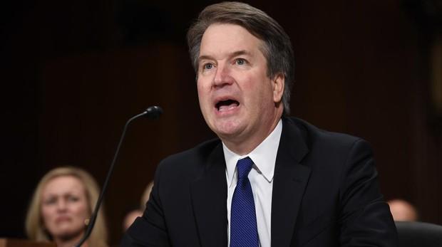Los republicanos aprueban la entrada de Kavanaugh en el Supremo