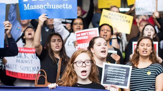 Los demócratas piden una investigación integral del juez Kavanaugh