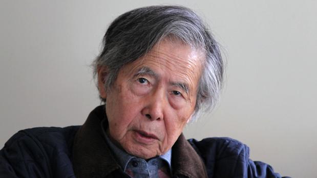 Alberto Fujimori, en una imagen del pasado mes de julio
