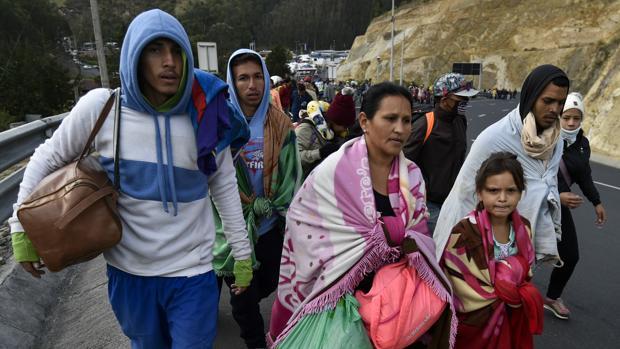 Maduro impulsa el éxodo que llegaría a cuatro millones de venezolanos