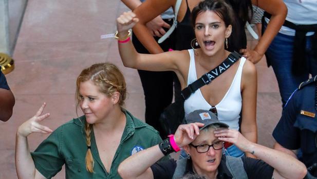 Más de 300 personas arrestadas cuando protestaban contra la candidatura de Kavanaugh