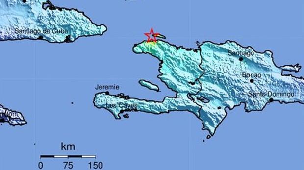 Al menos 11 muertos y 100 heridos tras un terremoto en Haití