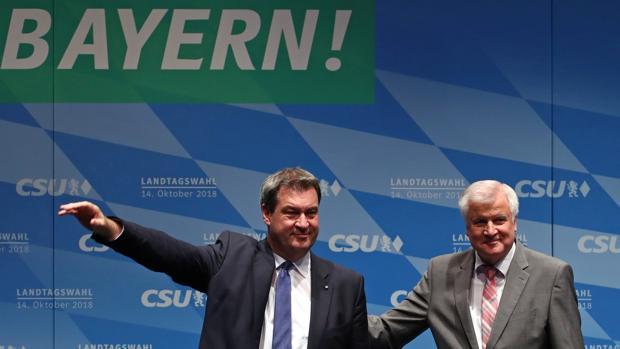 División interna en la CSU a solo unos días de las regionales de Baviera