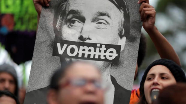 Cuando Bolsonaro admiraba a Hugo Chávez: «Es la esperanza de América Latina»