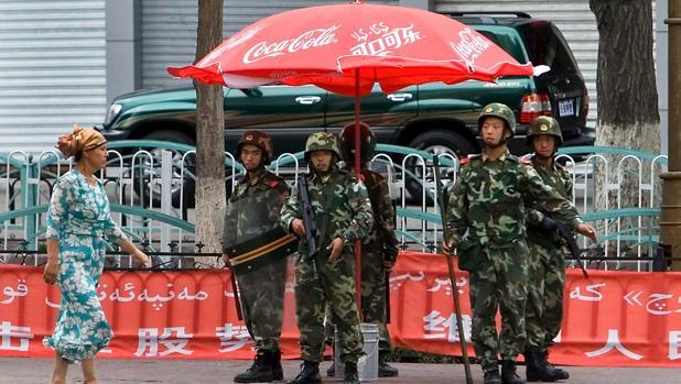 China legaliza los campos de internamiento de extremistas para combatir el terrorismo