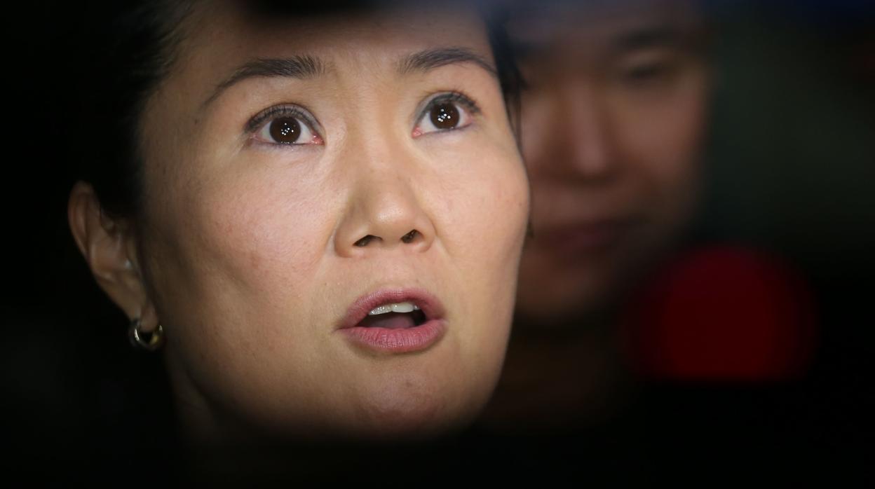 La detención de Keiko Fujimori causa un terremoto político en Perú