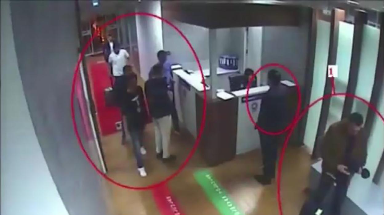 El escuadrón de la muerte habría asesinado al periodista Khashoggi en el interior del consulado