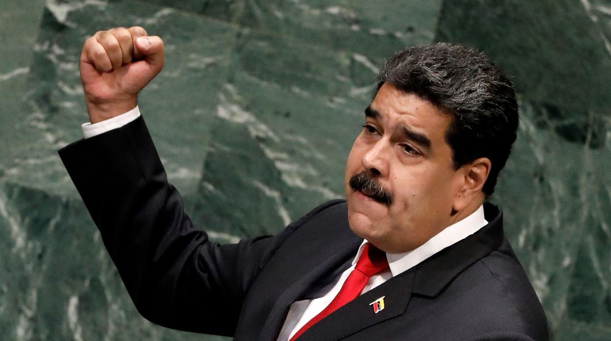 Maduro dice que la Casa Blanca «ordenó» al Gobierno de Colombia asesinarlo